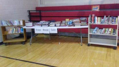 School Library Sale